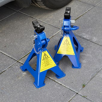 Axle Stand Pair