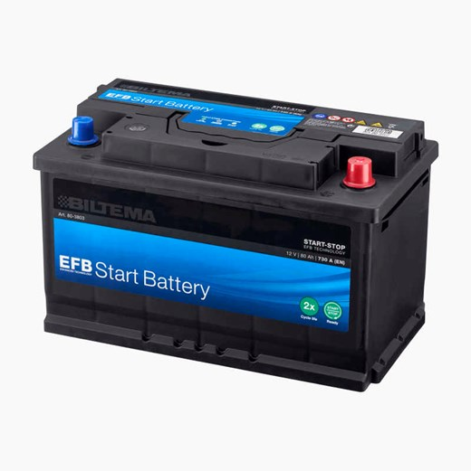 Car batteries