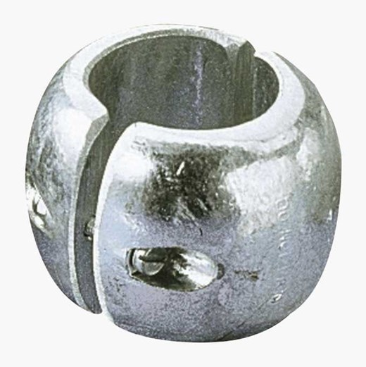 Axle anodes