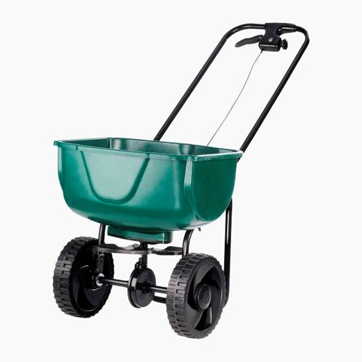 Spreader trolleys and castors